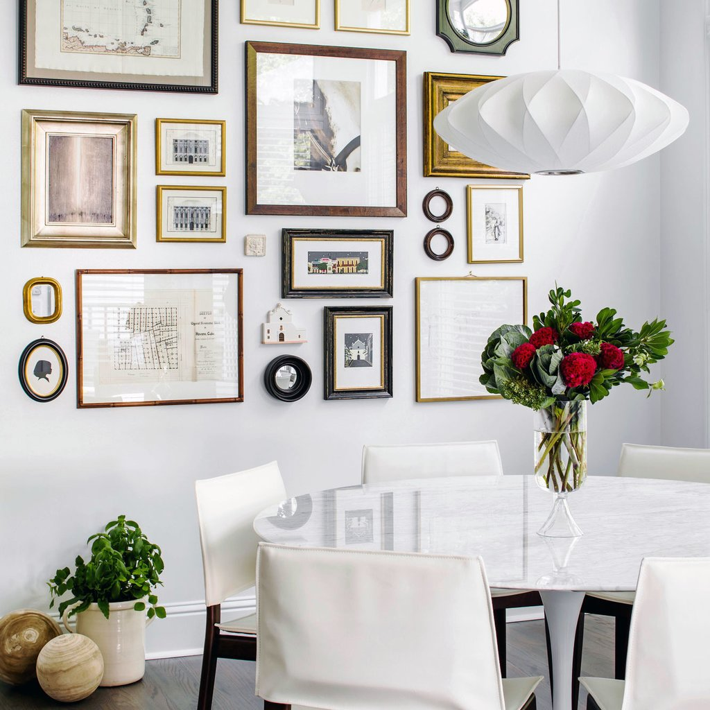 Wayfair teaches us how to hang art