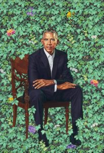 President Barack Obama's Official Portrait